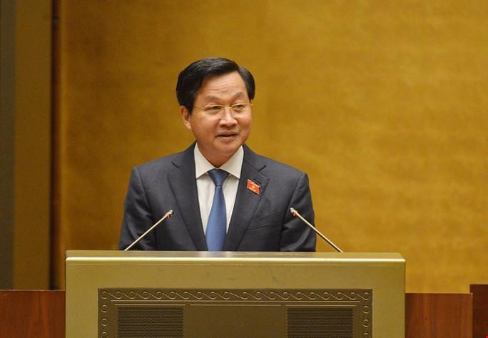 Trình miễn nhiệm Bộ trưởng Phùng Xuân Nhạ và các thành viên Chính phủ - Ảnh 2.