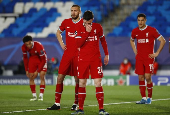 Thần đồng Vinicius lập cú đúp, tiễn chân Liverpool vòng tứ kết - Ảnh 6.