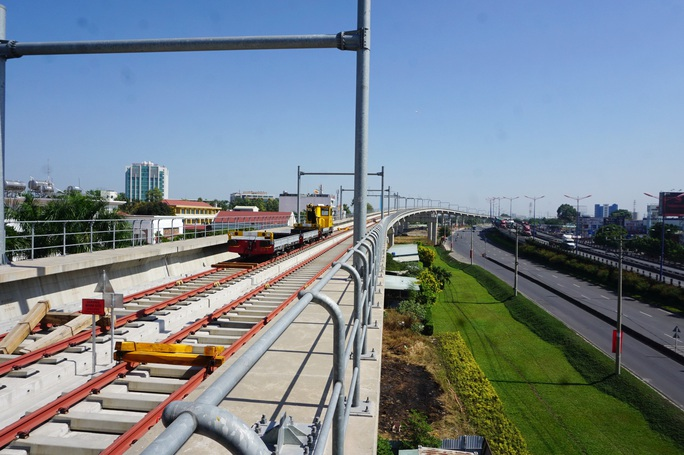 Hôm nay, Hội đồng nghiệm thu Nhà nước kiểm tra tuyến metro số 1  - Ảnh 1.