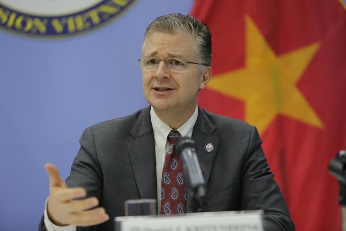 Đại sứ Mỹ: Việt Nam đóng vai trò trung tâm trong chiến lược Ấn Độ Dương - Thái Bình Dương - Ảnh 1.