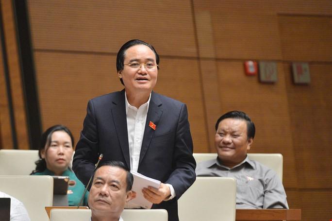Trình miễn nhiệm Bộ trưởng Phùng Xuân Nhạ và các thành viên Chính phủ - Ảnh 1.