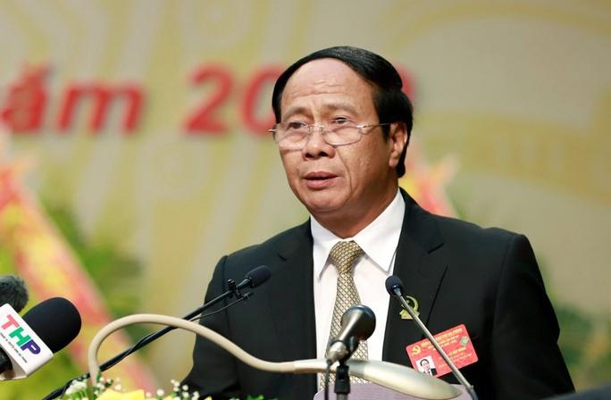 Trình phê chuẩn 2 Phó Thủ tướng Lê Minh Khái, Lê Văn Thành và 12 bộ trưởng, trưởng ngành - Ảnh 2.