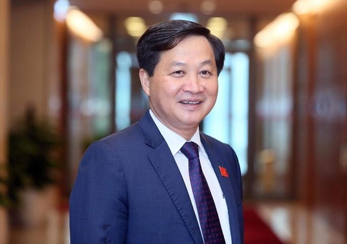 Trình phê chuẩn 2 Phó Thủ tướng Lê Minh Khái, Lê Văn Thành và 12 bộ trưởng, trưởng ngành - Ảnh 1.