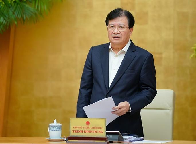 Quốc hội miễn nhiệm Phó Thủ tướng Trịnh Đình Dũng và 12 bộ trưởng, trưởng ngành - Ảnh 1.