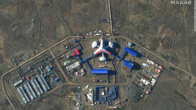 Nga phát triển siêu vũ khí ở Bắc Cực - Ảnh 2.