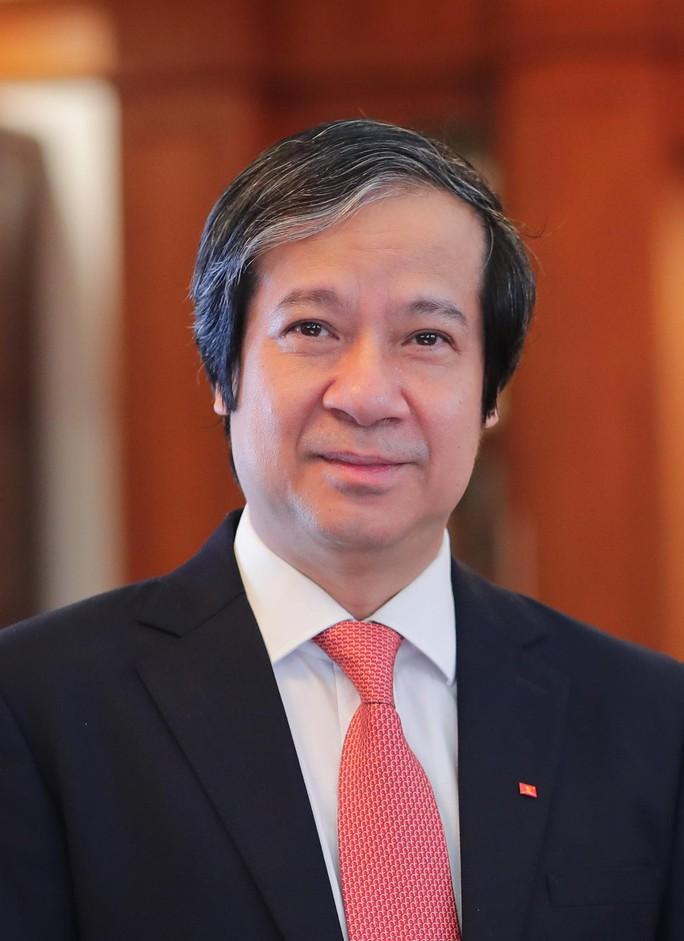 Chân dung tân Bộ trưởng Bộ GD-ĐT kế nhiệm ông Phùng Xuân Nhạ - Ảnh 1.
