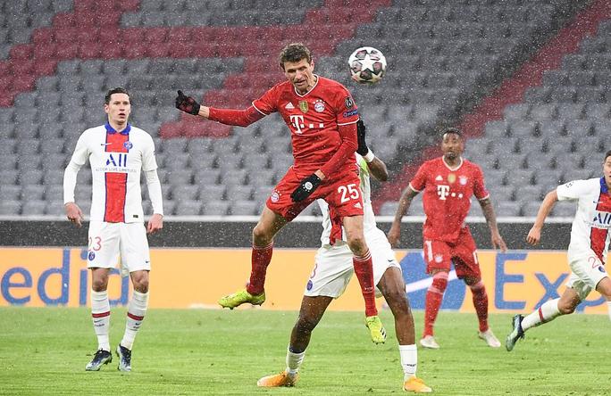 Bayern Munich gục ngã sân nhà, PSG mơ vé bán kết Champions League - Ảnh 6.