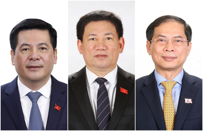 Phê chuẩn bổ nhiệm 2 Phó Thủ tướng và 12 Bộ trưởng, trưởng ngành mới - Ảnh 4.