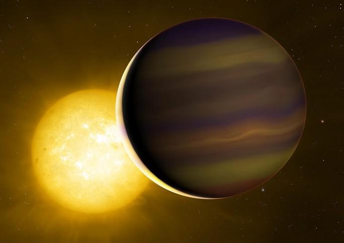 Lần đầu tiên phát hiện một hành tinh… biết chạy - Ảnh 1.