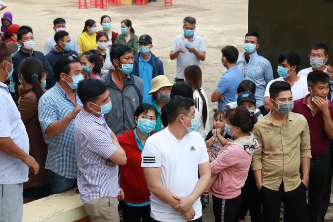 Toàn cảnh phiên tòa xét xử đường dây sản xuất xăng giả của Trịnh Sướng - Ảnh 6.