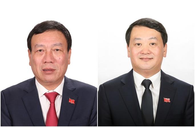 Phê chuẩn bổ nhiệm 2 Phó Thủ tướng và 12 Bộ trưởng, trưởng ngành mới - Ảnh 7.