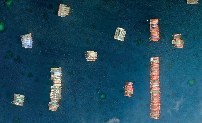 Mỹ liên tiếp cảnh báo Trung Quốc về biển Đông, Đài Loan - Ảnh 1.