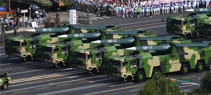 Trung Quốc dùng công nghệ Mỹ phát triển vũ khí siêu thanh - Ảnh 1.