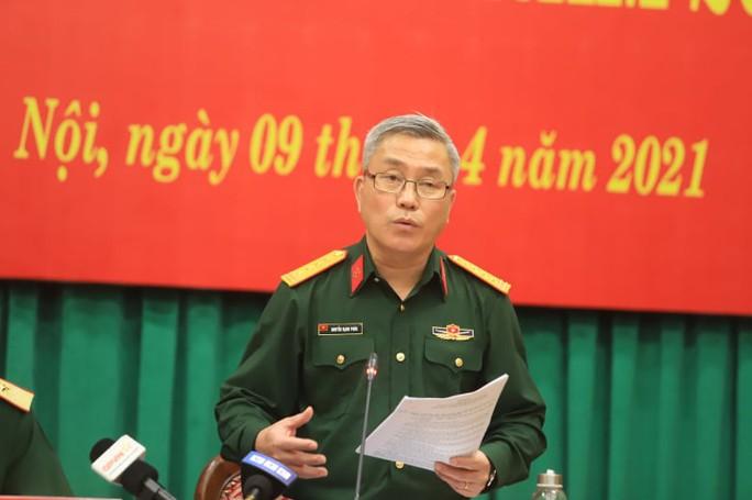 Bộ Quốc phòng đau đáu việc rà phá bom mìn tại Vị Xuyên, Hà Giang - Ảnh 1.