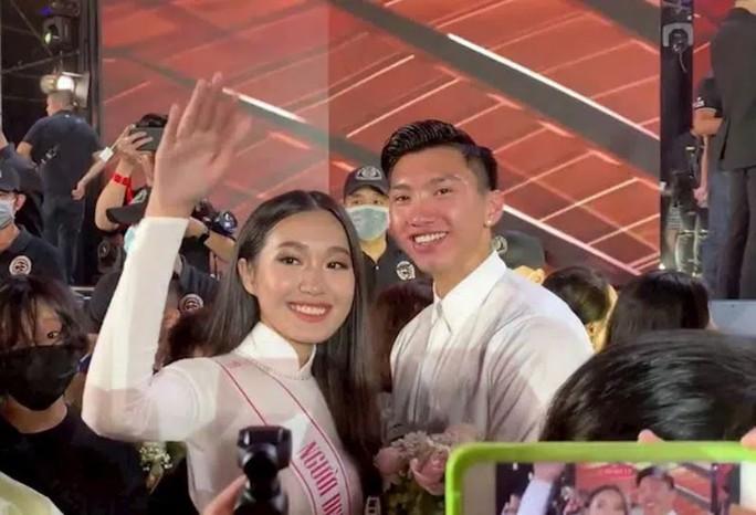 Bạn gái Văn Hậu - Doãn Hải My - lên tiếng sau vụ bị tố giật chồng - Ảnh 2.