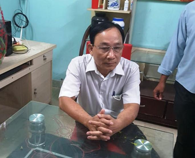 Giám đốc Bệnh viện Đa khoa Cai Lậy bị bắt vì liên quan vụ giết người - Ảnh 1.