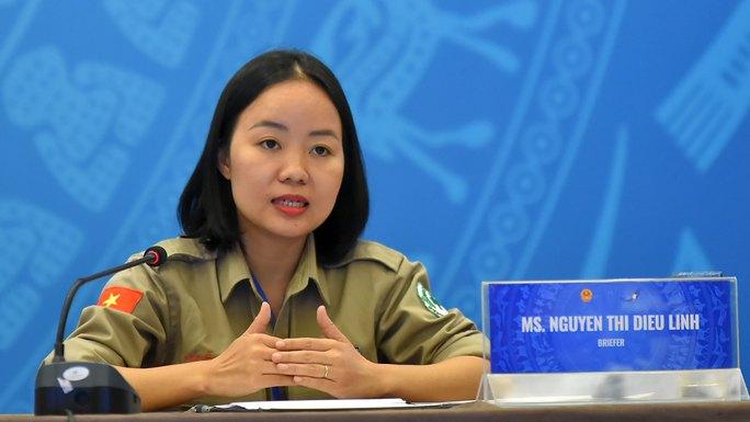 Diễn viên Dương Tử Quỳnh dự cuộc họp Liên Hiệp Quốc do Việt Nam chủ trì - Ảnh 8.