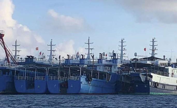 """Biển Đông: Philippines cảnh báo Trung Quốc về """"vũ khí chưa được triển khai"""" - Ảnh 1."""