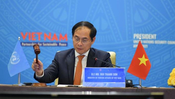 Diễn viên Dương Tử Quỳnh dự cuộc họp Liên Hiệp Quốc do Việt Nam chủ trì - Ảnh 9.