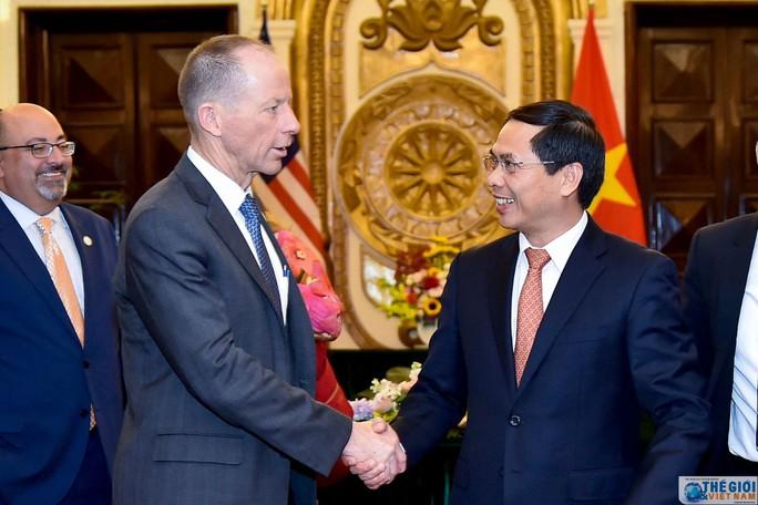 Tân Bộ trưởng Ngoại giao Bùi Thanh Sơn - nhà ngoại giao kỳ cựu - Ảnh 4.
