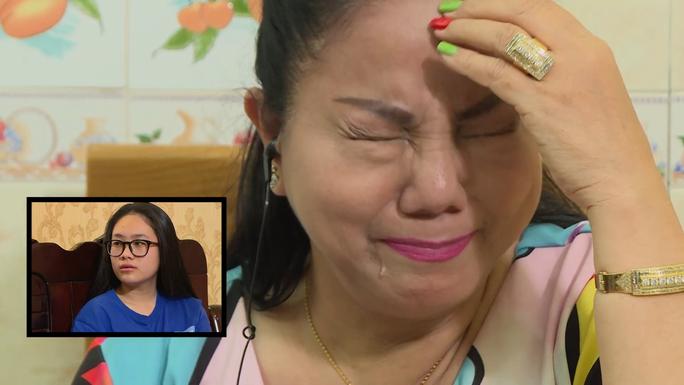 Nữ hoàng nhạc Rock Ngọc Ánh khóc nấc khi con gái quyết không lấy chồng - Ảnh 3.