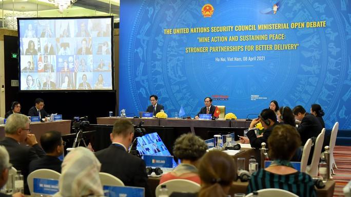 Diễn viên Dương Tử Quỳnh dự cuộc họp Liên Hiệp Quốc do Việt Nam chủ trì - Ảnh 1.