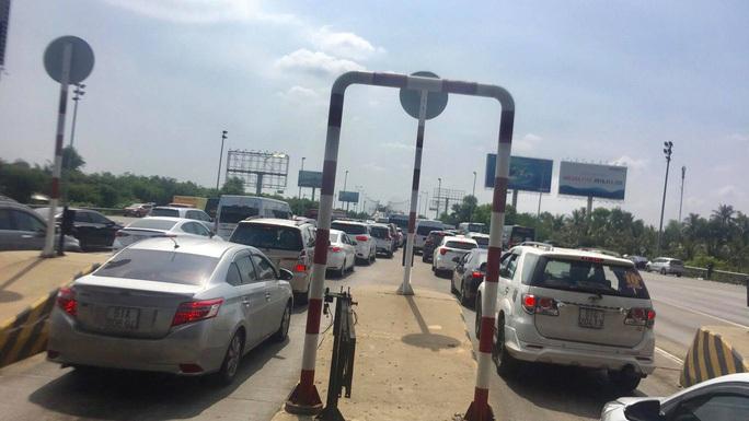 Vì sao VECE chậm xả trạm thu phí cao tốc TP HCM – Long Thành – Dầu Giây? - Ảnh 1.