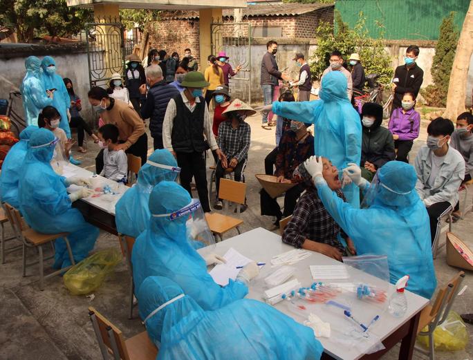 Gần 1.200 người đang chờ kết quả xét nghiệm SARS-CoV-2 liên quan BN2899 - Ảnh 1.