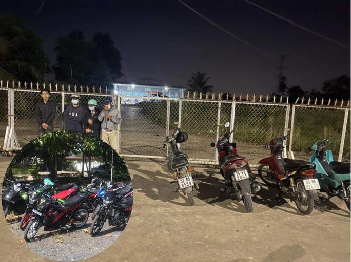 Bắt nóng  27 quái xế làm loạn Quốc lộ 51 ở Đồng Nai - Ảnh 1.