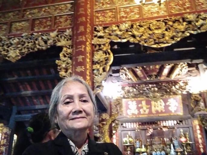 Nữ soạn giả Hà Nam Quang qua đời - Ảnh 3.
