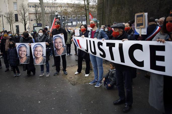Vụ kiện chất độc da cam ở Pháp: Bà Trần Tố Nga tiếp tục đòi công lý ! - Ảnh 1.