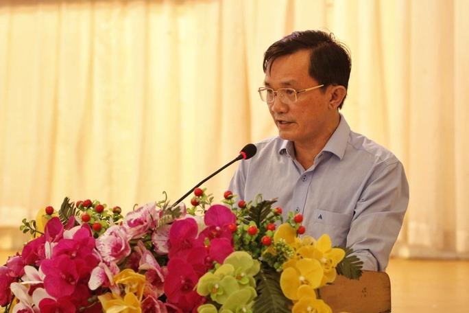 Phó Chủ tịch UBND TP HCM Phan Thị Thắng tiếp xúc cử tri quận Bình Thạnh - Ảnh 2.