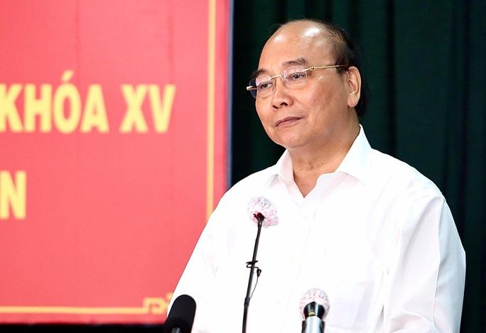 Chủ tịch nước Nguyễn Xuân Phúc mong muốn Hóc Môn sớm thành quận - Ảnh 1.