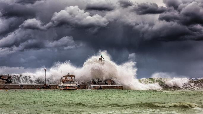 Nguy cơ sóng thần hủy diệt gần các trung tâm dân cư lớn toàn cầu - Ảnh 1.