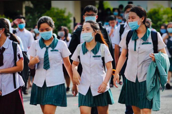 Bộ trưởng Nguyễn Kim Sơn chỉ đạo khẩn phòng, chống dịch bệnh Covid-19 trong trường học - Ảnh 1.