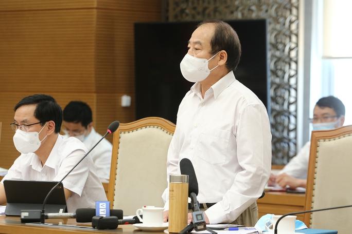 Phó Thủ tướng: Không thay đổi chiến lược chống dịch, thực hiện nghiêm 5K - Ảnh 2.