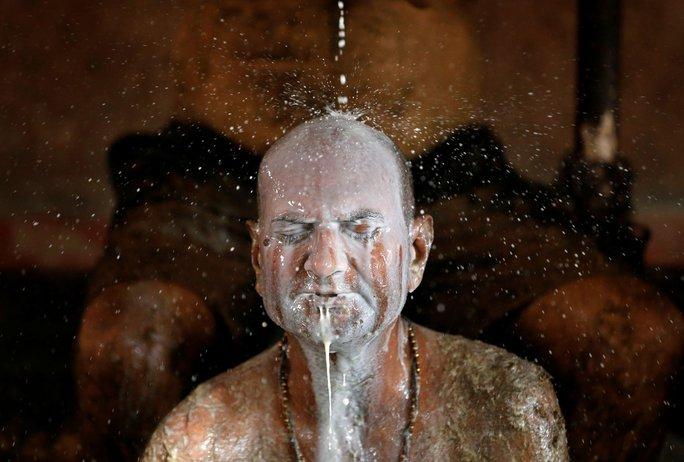Dân Ấn Độ chữa Covid-19 bằng... phân và nước tiểu bò, bác sĩ nói gì? - Ảnh 4.
