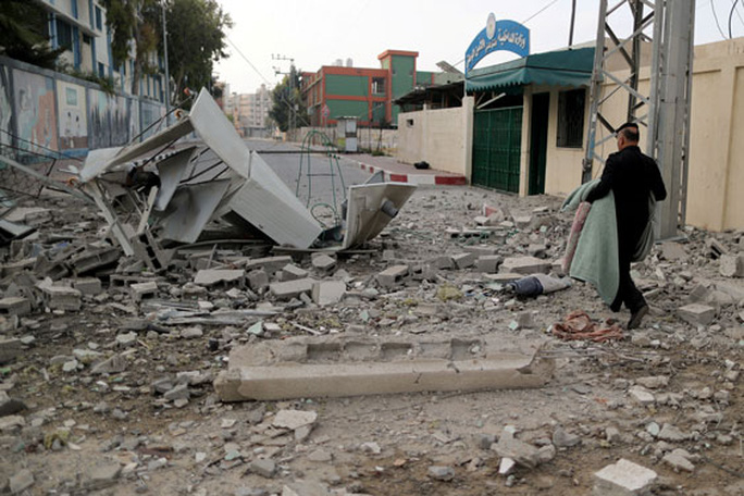 Israel - Palestine leo thang bạo lực - Ảnh 1.