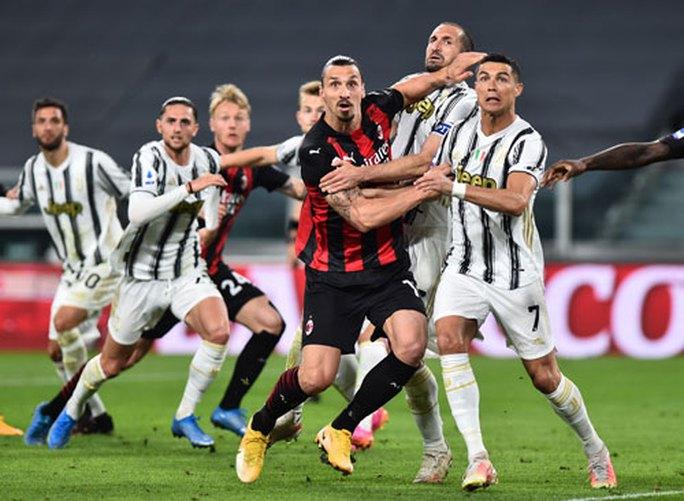 Ronaldo hết cửa ở lại Juventus - Ảnh 1.