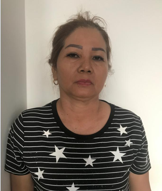 Chân dung bà trùm bao 2 đàn em ăn ở và trả lương theo ngày ở TP HCM - Ảnh 1.