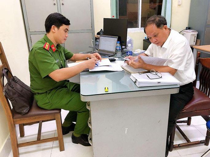 Công an TP HCM nhận định sai phạm của ông Tất Thành Cang - Ảnh 1.