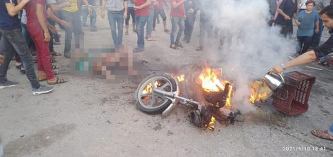 Israel - Palestine: Tên lửa, rocket phóng vun vút, người chết tăng mạnh - Ảnh 3.