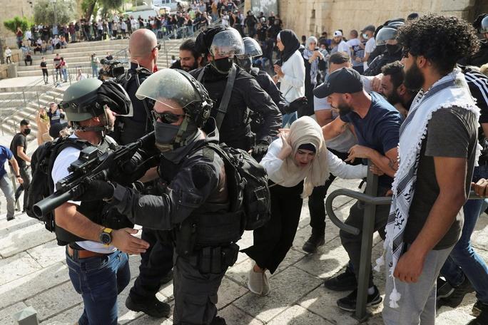 Israel - Palestine: Tên lửa, rocket phóng vun vút, người chết tăng mạnh - Ảnh 4.