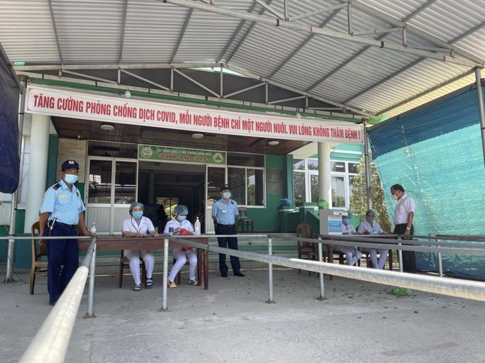 Quảng Nam công bố kết quả xét nghiệm 22 F1 ở Thăng Bình - Ảnh 1.