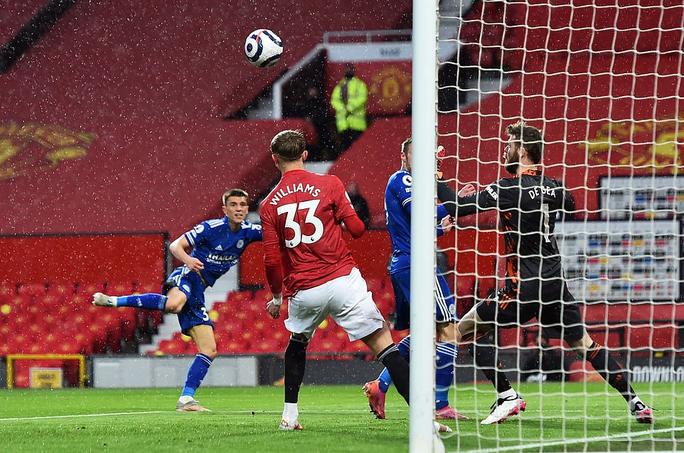 Thua Leicester sân nhà, Man United dâng chức vô địch cho Man City - Ảnh 3.
