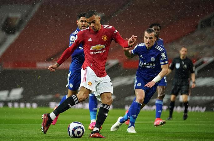 Thua Leicester sân nhà, Man United dâng chức vô địch cho Man City - Ảnh 5.