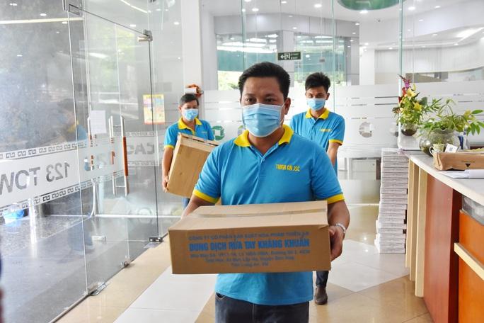 Công ty Thiên An Biotech đóng góp Chương trình Tổ quốc cần, cả nước chung tay - Ảnh 1.