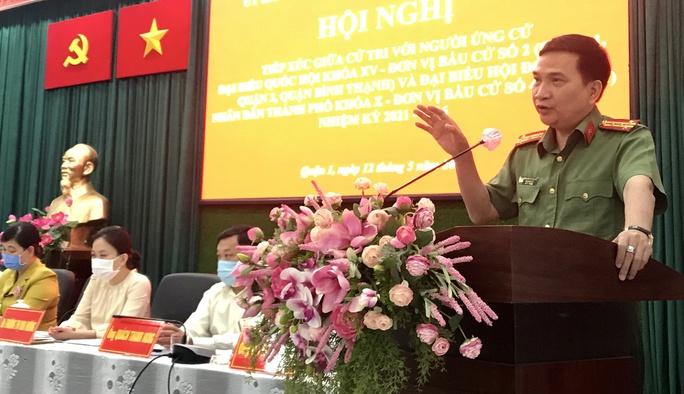 Phó Giám đốc Công an TP HCM lưu ý công an không làm việc với dân qua điện thoại! - Ảnh 1.