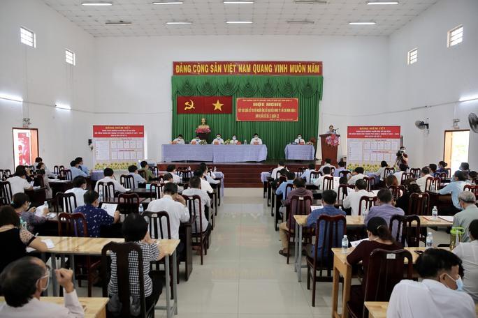 Ứng cử viên Tô Đình Tuân mong muốn đóng góp thật nhiều cho quận 12 và TP HCM - Ảnh 3.