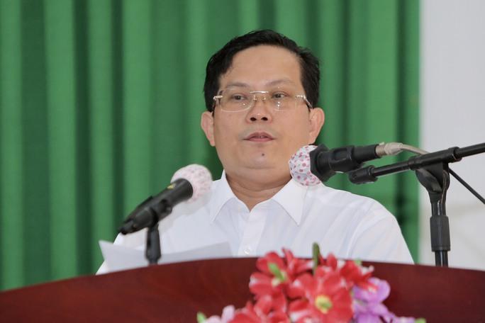 Ứng cử viên Tô Đình Tuân mong muốn đóng góp thật nhiều cho quận 12 và TP HCM - Ảnh 2.